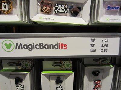 MagicBand MagicBandits Accessory