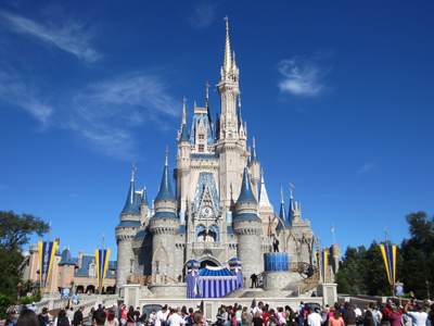 Here is your chance to win a stay in Cinderella Castle!