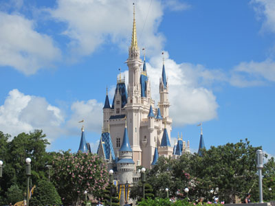 Win a trip to Disney World.
