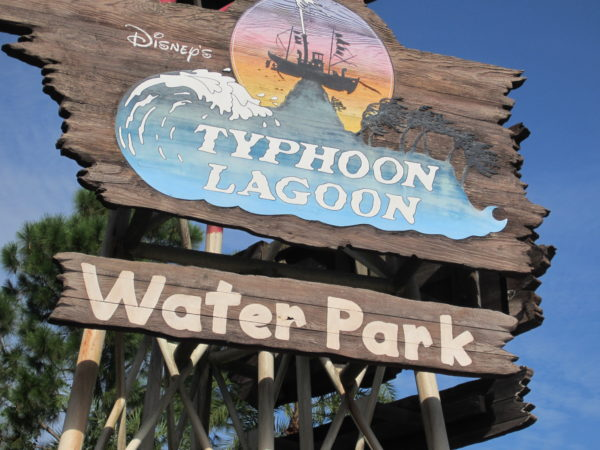 Typhoon Lagoon will close for a couple months for refurbishment.
