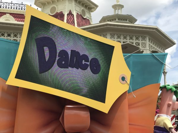 The new Move It! Shake It! Mouskedance it! Street Party! opens January 18th, 2019!