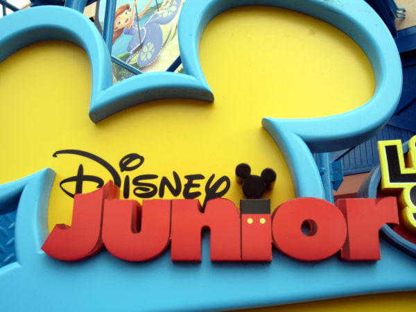 The old Disney Junior show closed and was replaced with a new show with new characters!