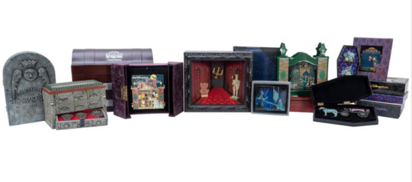 Haunted Mansion Event Pin Sets
