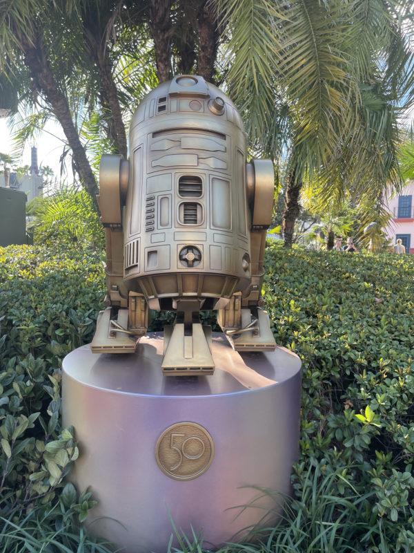 R2-D2 (28) in his golden glory