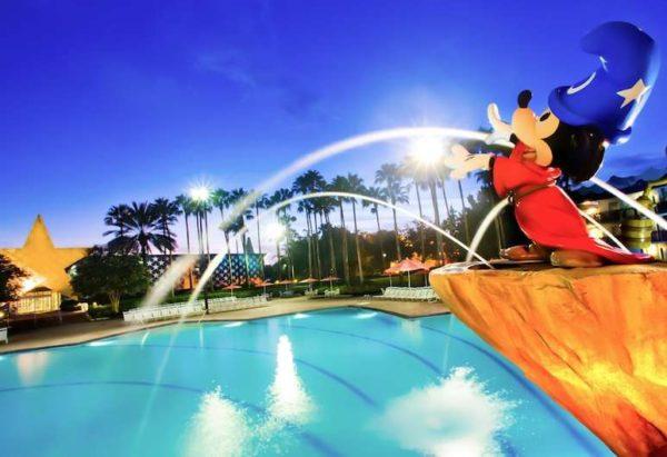 Disney's All Star Movies Resort Photo credits (C) Disney Enterprises, Inc. All Rights Reserved