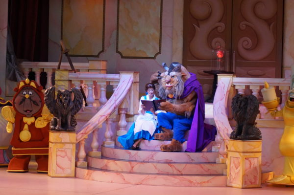 Beauty and the Beast Live on Stage is Broadway quality. Don't miss it!