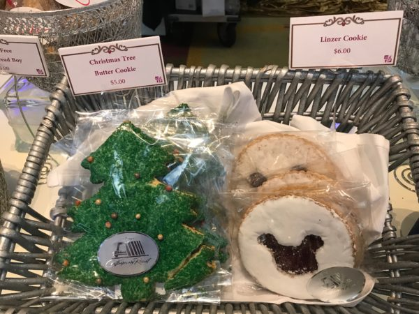 Here are some classic Christmas cookies for sale!