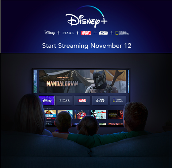 Disney sent out a discount offer. Subscribe now and pay less than $5 a month for two or three years! Photo credits (C) Disney Enterprises, Inc. All Rights Reserved