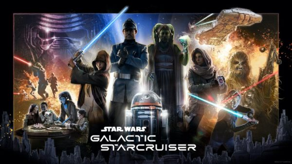 First Look: Disney Releases First Poster for Star Wars: Galactic Starcruiser. Photo credits (C) Disney Enterprises, Inc. All Rights Reserved