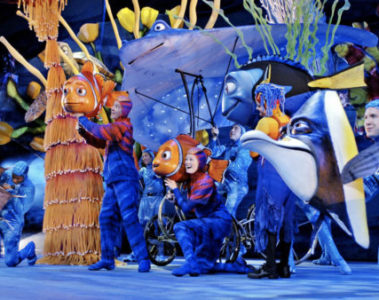 Finding Nemo the Musical Photo credits (C) Disney Enterprises, Inc. All Rights Reserved