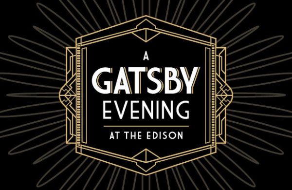The Edison hosts the second annual Gatsby Evening September 1st, 2019! Photo credits (C) Disney Enterprises, Inc. All Rights Reserved