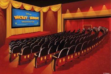 Mickey Shorts Theater