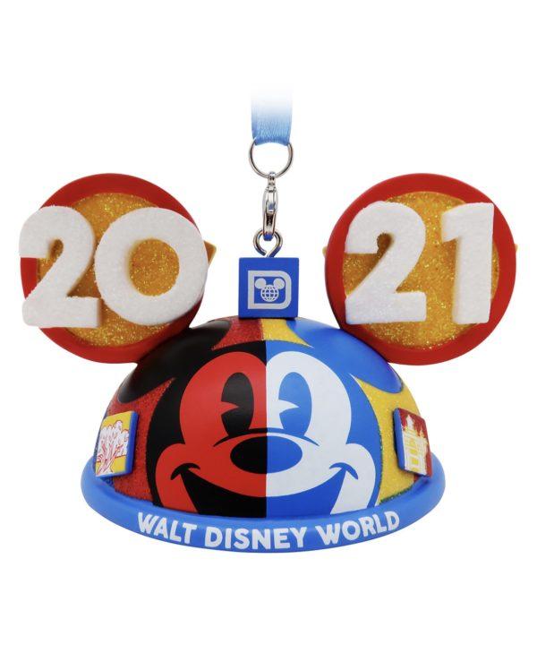 2021 Ear Ornament Photo credits (C) Disney Enterprises, Inc. All Rights Reserved