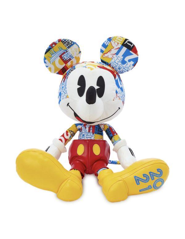 2021 Mickey Plush Photo credits (C) Disney Enterprises, Inc. All Rights Reserved