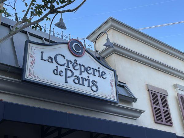 La Creperie de Paris