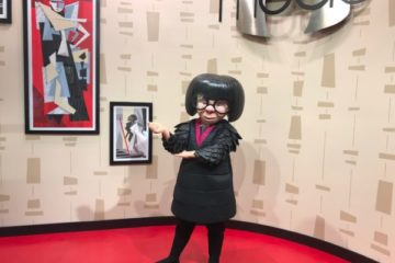 Meet the fabulous Edna Mode!