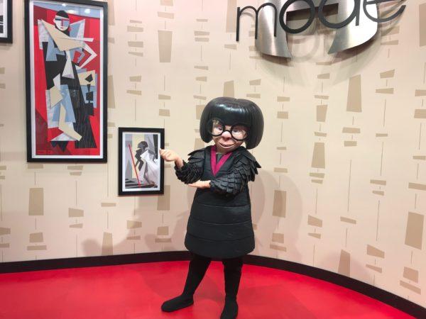 Meet the fabulous Edna Mode!