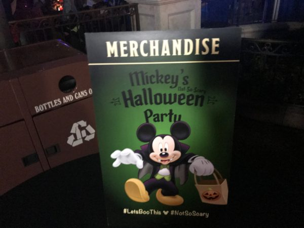 Get your exclusive Mickey's Not So Scary Halloween Party merchandise!
