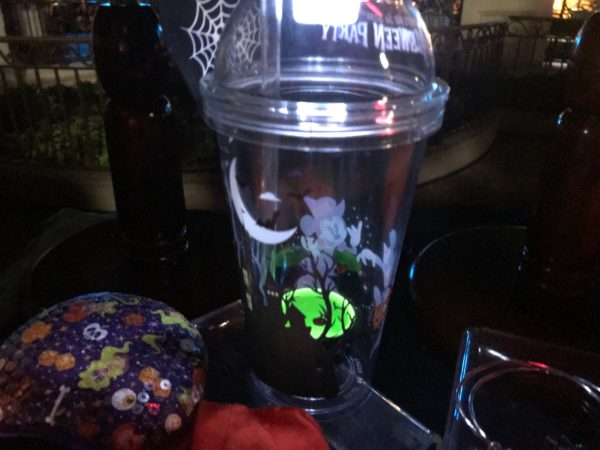 Mickey's Not So Scary Halloween Party light-up tumbler - $14.09