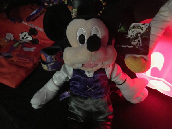Mickey Halloween Plush