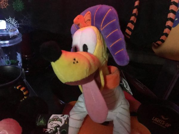 Pluto Halloween Plush