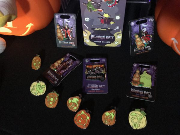 Mickey's Not So Scary Halloween Party Pins - $15.99-$17.99