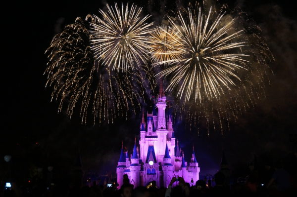 Several of the New Year's Eve Parties allow you to see the Magic Kingdom fireworks at midnight!