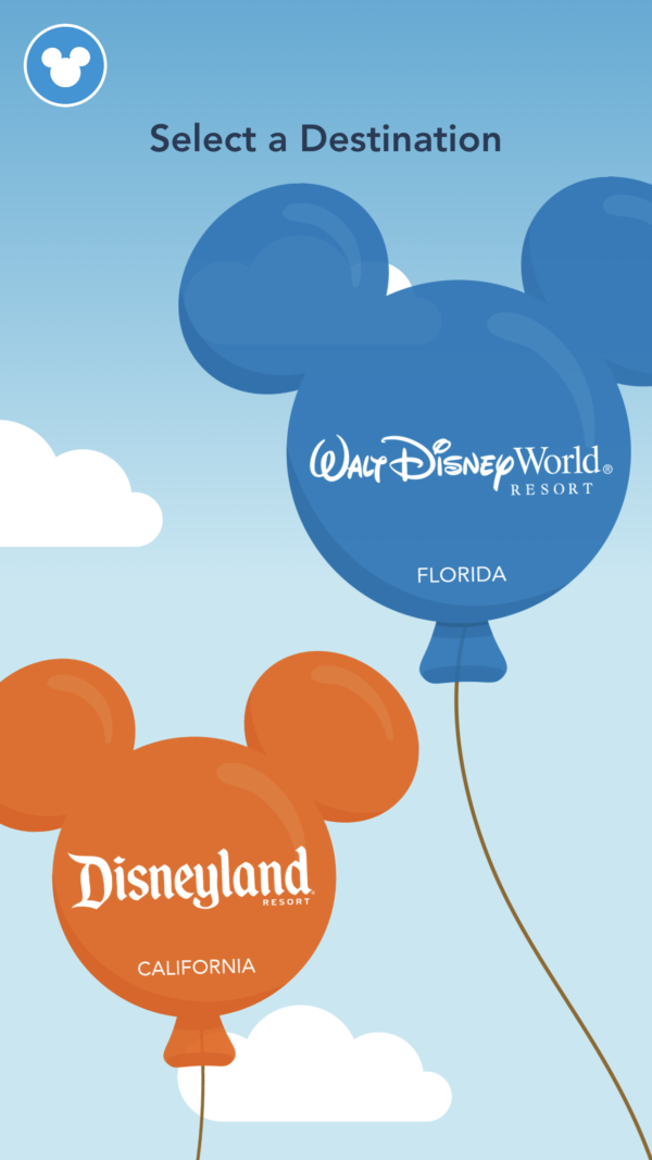 The Play Disney Parks app is now available for Walt Disney World Resort in Florida and Disneyland in California!