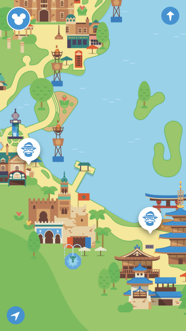 Now you can play Agent P's World Showcase Adventure right from the Play Disney Parks App!