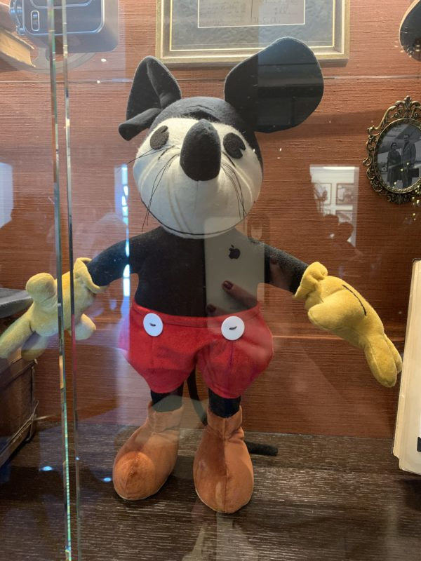 Check out this early version of Mickey Mouse!
