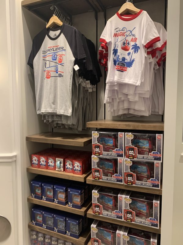 Check out these Skyliner t-shirts and toys!