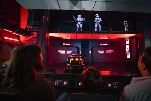 You'll also encounter more Stormtroopers as you try to escape the hold of the First Order. Photo credits (C) Disney Enterprises, Inc. All Rights Reserved.
