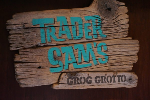 Trader Sam's isn't a clear connection to S.E.A., but many people think it fits.