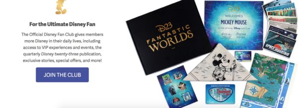 2020's Welcome Kit Photo credits (C) Disney Enterprises, Inc. All Rights Reserved