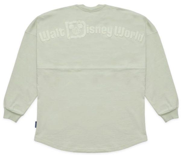 Mint Color Spirit Jersey. Photo credits (C) Disney Enterprises, Inc. All Rights Reserved