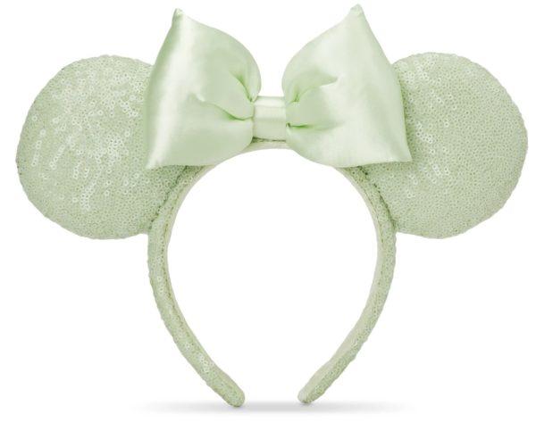 Mint Minnie Ears Photo credits (C) Disney Enterprises, Inc. All Rights Reserved