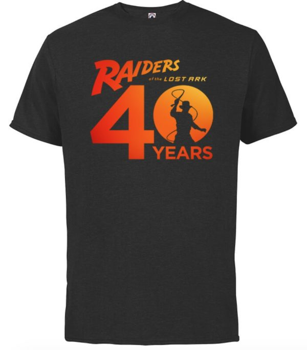 Indiana Jones 40th Shirt Photo credits (C) Disney Enterprises, Inc. All Rights Reserved