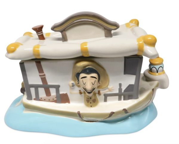 Jungle Cruise Cookie Jar.  Photo credits (C) Disney Enterprises, Inc. All Rights Reserved