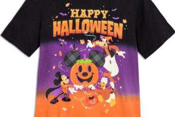 Halloween 2021 Shirt Photo credits (C) Disney Enterprises, Inc. All Rights Reserved