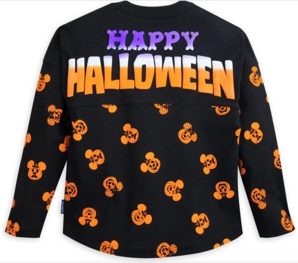 Halloween 2021 Spirit Jersey Photo credits (C) Disney Enterprises, Inc. All Rights Reserved