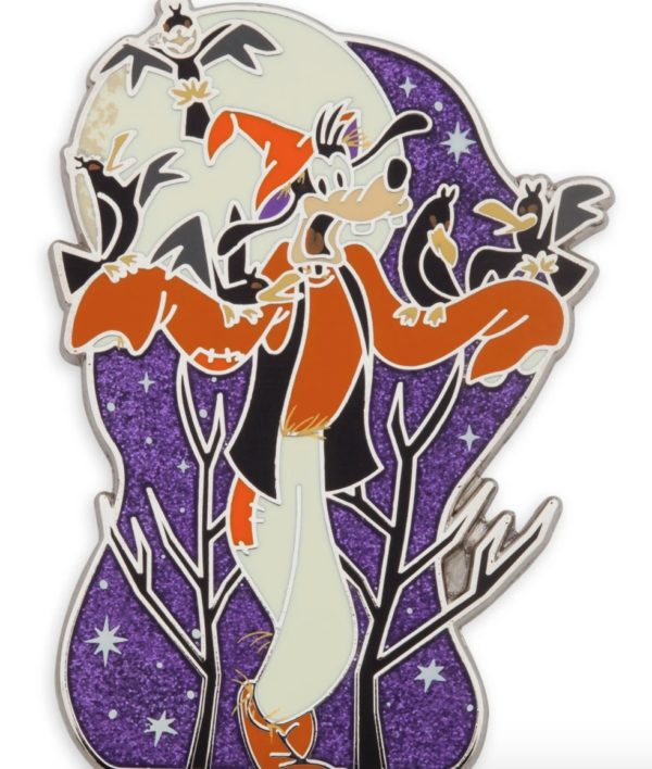 Halloween 2021 pins.  Photo credits (C) Disney Enterprises, Inc. All Rights Reserved