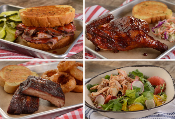 Take a look at these tasty menu items! Photo credits (C) Disney Enterprises, Inc. All Rights Reserved
