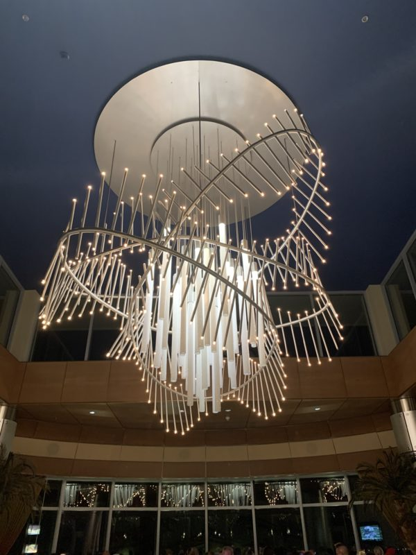 Check out this cool chandelier!