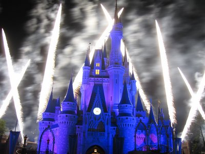 About Wishes Fireworks Show