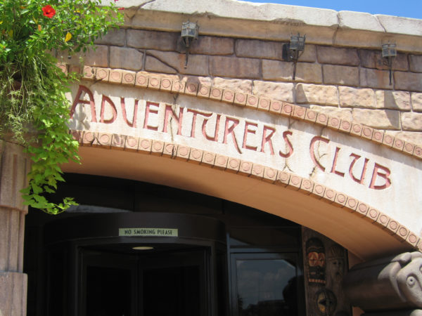 Drinks from the Adventurer's Club and other Pleasure Island locations will return to Disney Springs.