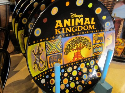 Animal Kingdom themed housewares.