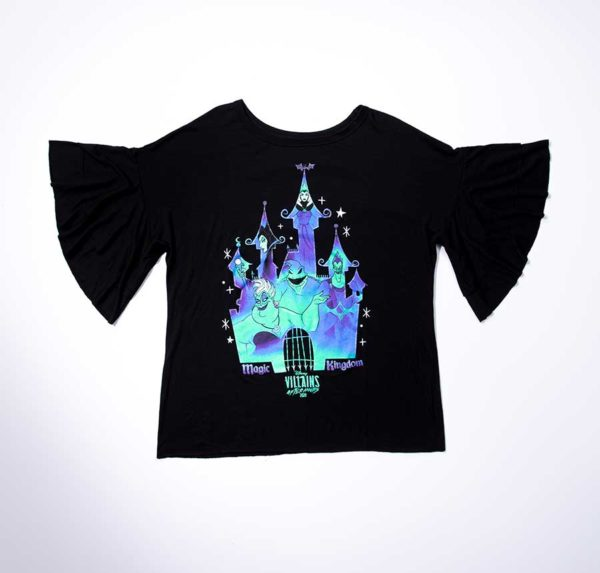 Your favorite villain available on t-shirts for men, women and children. Photo credits (c) Disney Enterprises, Inc. All Rights Reserved