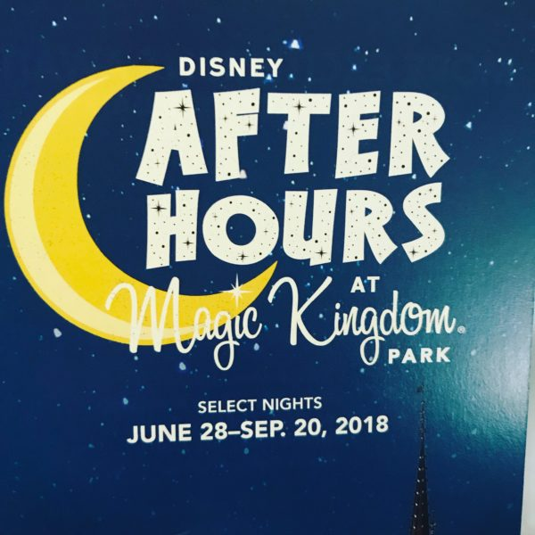 Disney After Hours added more dates and two new theme parks to the lineup!