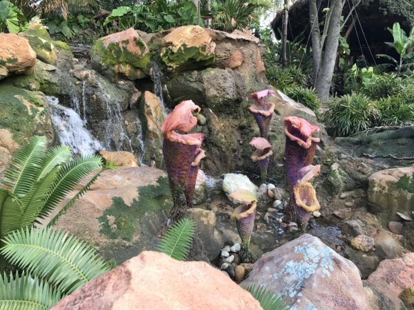Did you know that some of the vegetation in Pandora is interactive?