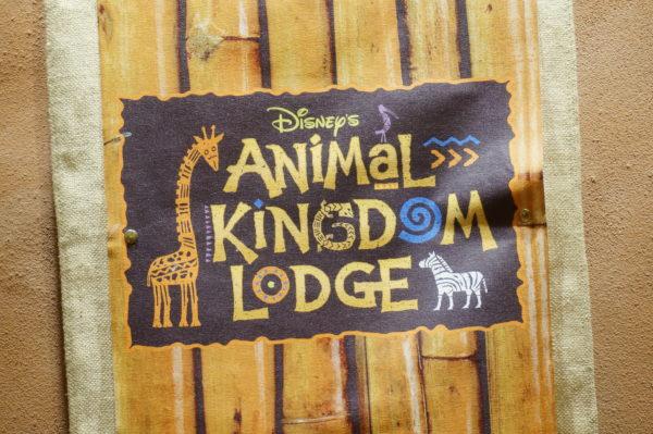 Disney's Animal Kingdom Lodge's Jambo House is going cashless!